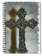 Lead Me To The Cross 1 Spiral Notebook