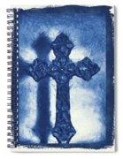 Lead Me To The Cross 3 Spiral Notebook