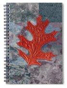 Leaf Life 01 - T01b Spiral Notebook