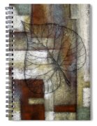 Leaf Whisper 1 Spiral Notebook