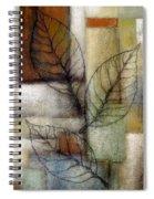 Leaf Whisper 2 Spiral Notebook