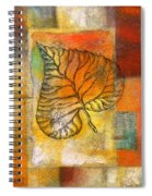 Leaf Whisper 4 Spiral Notebook