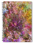 Leafy Greens Spiral Notebook