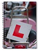Learner Spiral Notebook