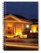 Lebanon Public Library Spiral Notebook