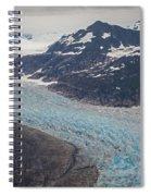 Leconte Glacial Flow Spiral Notebook