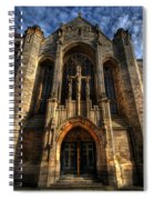 Leeds Cathedral Spiral Notebook
