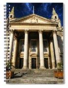 Leeds Civic Hall Spiral Notebook