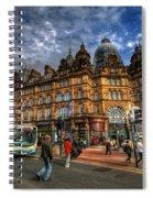 Leeds Kirkgate Market Spiral Notebook