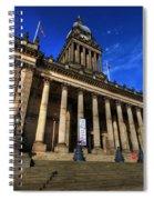 Leeds Town Hall Spiral Notebook