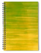 Lemon And Limes Spiral Notebook
