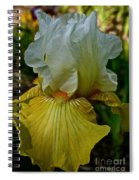 Lemon Petals Spiral Notebook