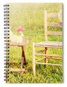 Lemonade Spiral Notebook