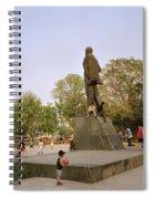 Lenin In Hanoi Spiral Notebook