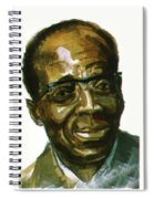 Leopold Sedar Senghor Spiral Notebook