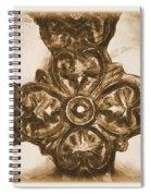 Let Mercy Reign 2 Spiral Notebook