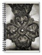 Let Mercy Reign 4 Spiral Notebook