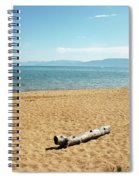Let Sleeping Logs Lie Spiral Notebook