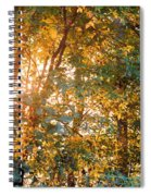 Let The Earth Arise Spiral Notebook