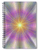 Let There Be Light 2012 Spiral Notebook