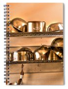 Lets Cook Tonight Spiral Notebook