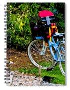 Lets Go Spiral Notebook