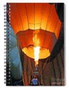 Lets Go Up Spiral Notebook