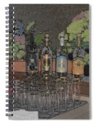 Lets Party Spiral Notebook