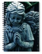 Lets Pray Spiral Notebook