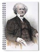 Lewis Tappan (1788-1873) Spiral Notebook