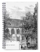 Leyden: University Spiral Notebook