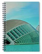 L'hemisferic - Valencia Spiral Notebook