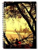 Liberty Fall Spiral Notebook