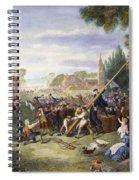 Liberty Pole, 1776 Spiral Notebook