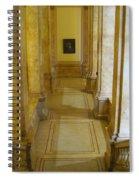 Library 2 Spiral Notebook