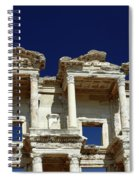 Library Of Celsus In Ephesus Spiral Notebook