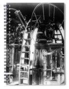 Lick Observatory, Meridian Instrument Spiral Notebook