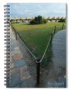 Lido Beach Venice Italy Spiral Notebook