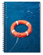 Life Buoy Spiral Notebook