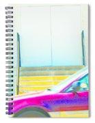 Life Happens Spiral Notebook