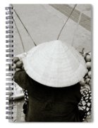 Life In Hue Spiral Notebook