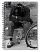 Life Is Hard Spiral Notebook