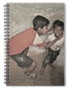 Life Is Much Easier When You're In Good Company.  Spiral Notebook