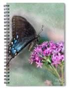 Life Is Sweet Spiral Notebook