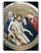 Life Of Christ Spiral Notebook