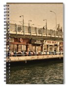Life On The Water Spiral Notebook
