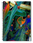 Life Under The Sea Spiral Notebook