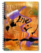 Life Unrestrained Spiral Notebook