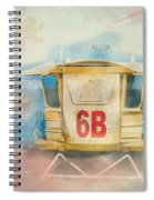 Lifeguard Post No 6b Hookipa State Park Spiral Notebook