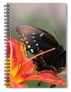 Liftoff Spiral Notebook
